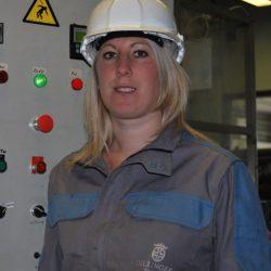 Fanny, 25 ans, en contrat de professionnalisation