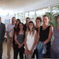 28 ème promotion « Préventeur santé-sécurité au travail et environnement »  Sept stagiaires ont décroché leur CQPM (Certificat de Qualification Paritaire de la Métallurgie) !
