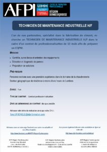 EQIOM maintenance industrielle